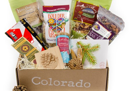 This year's Colorful Colorado Holiday Box includes dried fruit from Ela Farms. Courtesy photo.