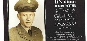 MEMORIAL PLANNED FOR LONG LOST WARRIOR