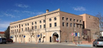 KNIGHTS OF PYTHIAS BUILDING RESTORATION ONGOING