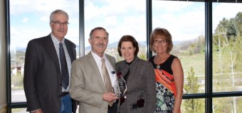 MONTROSE FOREST PRODUCTS RECEIVES 2015 EDIE COMPANY OF THE YEAR AWARD